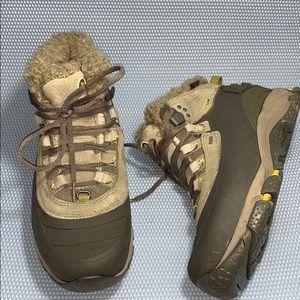 Merrell continuum waterproof vibram boots